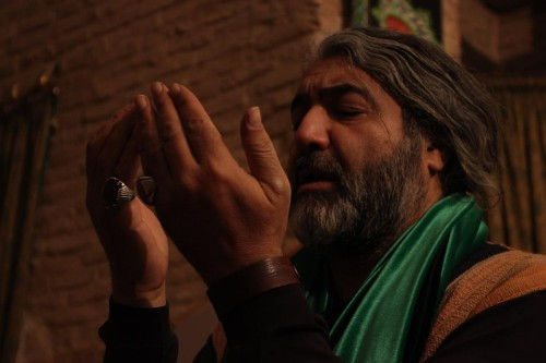 Bahram Heidari in the Code of Love